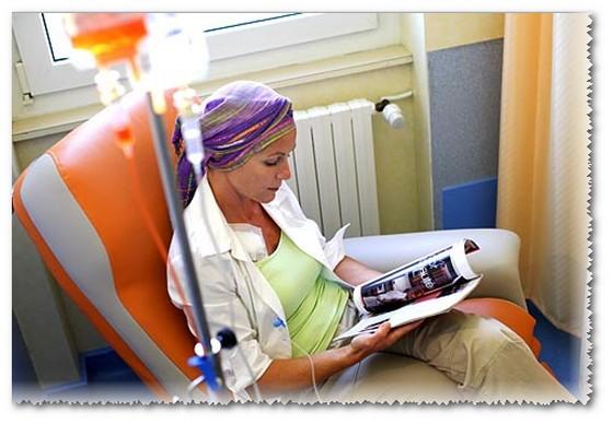 Химиотерапия при раке молочной