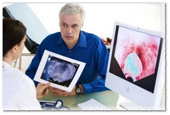 рак предстательной железы