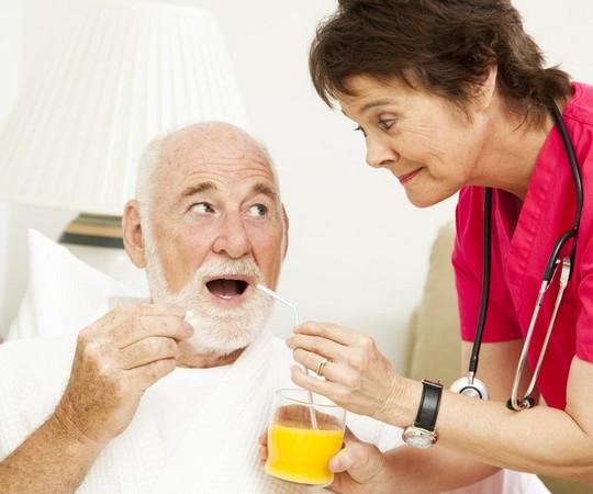как облегчить боль при раке